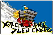 X-Treme Jetpack Sled Cartz