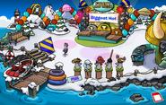 Funny Hat Week Dock