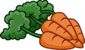 Bunch of 5 Carrots.png