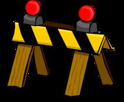 Construction Barrier sprite 004
