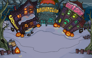 Halloween Party 2012 Town