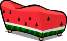 Watermelon Sofa sprite 006