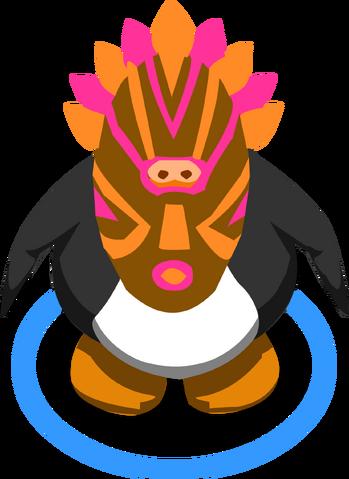 File:Pink Tiki Mask in game.PNG