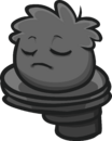 Perched Puffle Statue sprite 011