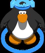 Blue Border Collie Headband ingame (CPW)