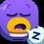 Emoji Sleepy Face
