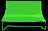Green Bench sprite 001