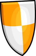 Orange Shield clothing icon ID 724