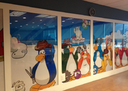 Penguin Wall CP HQ