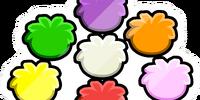 Puffle Trivia Pin