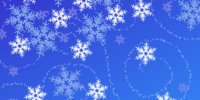 Winter Wonderland Background