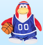 Basketball Plush