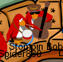 Spider stompin' bob
