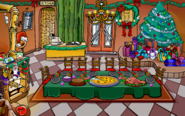 Holiday Party 2009 Pizza Parlor