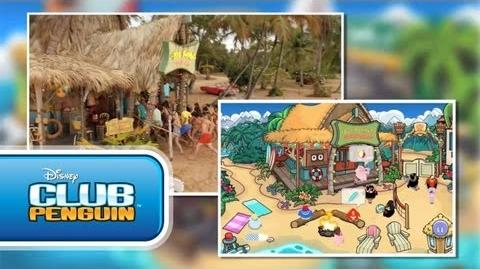 Teen Beach Movie Summer Jam Game On Commercial