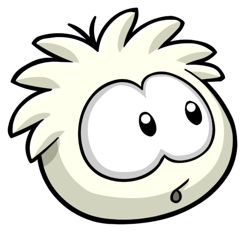 File:White Puffle Pin icon.png