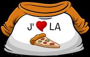 I Heart Pizza T-Shirt icon fr