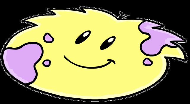File:YellowPuffleMatCutoutPetShop.png