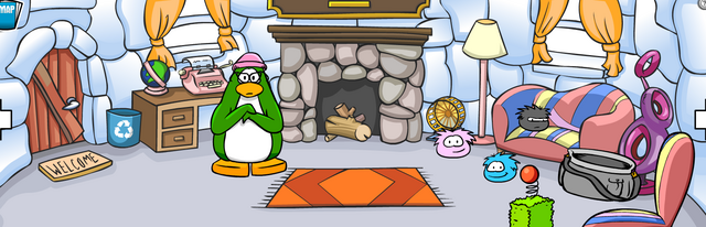 File:Aunt Arctic's igloo during Case of the Missing Puffles.png