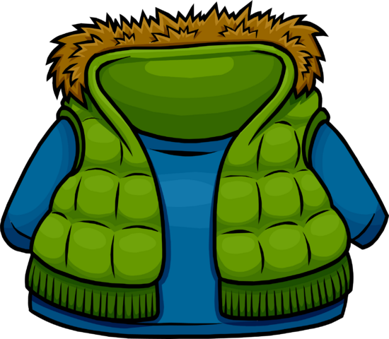 File:Green Vest clothing icon ID 4023.png