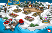 10th Anniversary Party Dock
