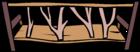 Log Bench sprite 005