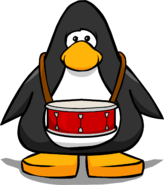 Snare Drum from a Player Card
