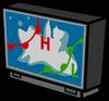 Big Screen TV sprite 009