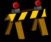 Construction Barrier sprite 001