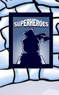 Superherostageposterinigloo