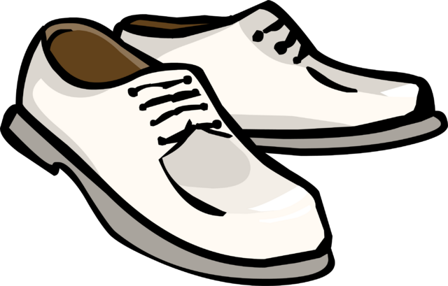 File:White Dress Shoes.png