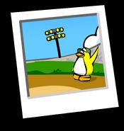Baseball Background icon