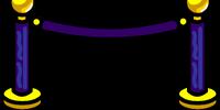 Violet Velvet Rope