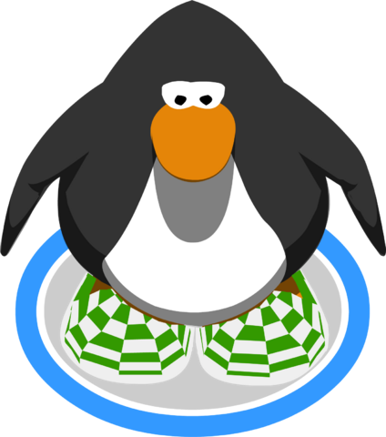 File:Green Checkered Shoes In-Game.png