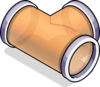 T-joint Puffle Tube sprite 069