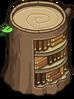 Stump Bookcase sprite 064