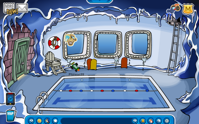 File:Underground Pool (With Holiday Cookies Pin) (Holiday Party 2012).png