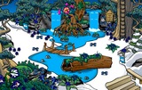 Adventure Party Forest Blue