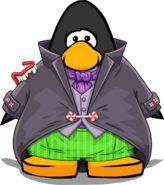 Count Costume from a Player Card