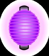 Purple Paper Lantern sprite 002