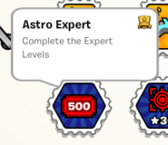 Astro expert stamp book