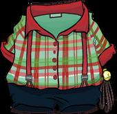 Reindeer Handler Uniform clothing icon ID 4764