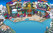 Finding Dory Party Town