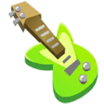 Decal Guitar icon