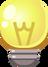 Emoji Idea Lightbulb