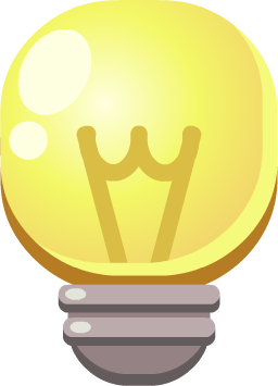 Emoji Idea Lightbulb