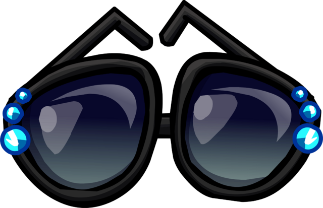 File:Rhinestone Sunglasses icon.png