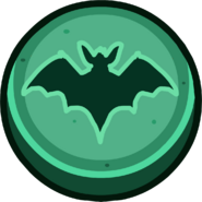 Halloween 2013 Transform Candy Bat Green