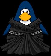 Midnight Glamor Dress player card