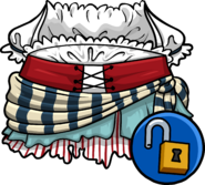 Pirate Lass unlockable icon